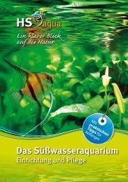 Das Süßwasseraquarium - HS aqua