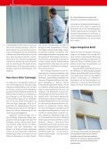 Brillante Fassaden: farbtonstabil und lange sauber Brillante ... - Seite 6