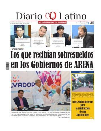 Edición 20 de Mayo de 2017