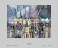 Kunstkalender 2013 · Halle ganz in Seide - GalerieVerlag ...