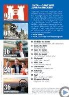 LINZA stadtmagazin Ausgabe#7 – Juni/Juli 2017 - Seite 3