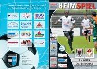 FC Aarau AC Bellinzona - fan-club aarau 1981