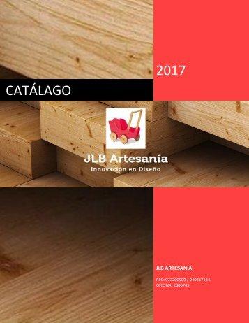 CATALOGO JLB ARTESANIA