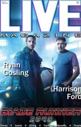 LIVE Magazine Issue #258