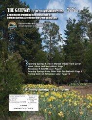 Gateway Magazine (RSACC) Spring 2017