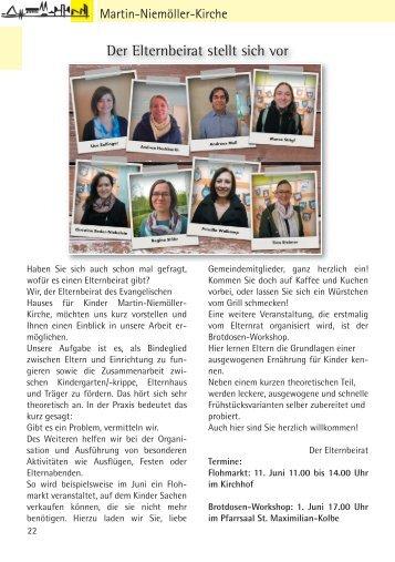 Gemeindebriefseiten MNK Juni 2017