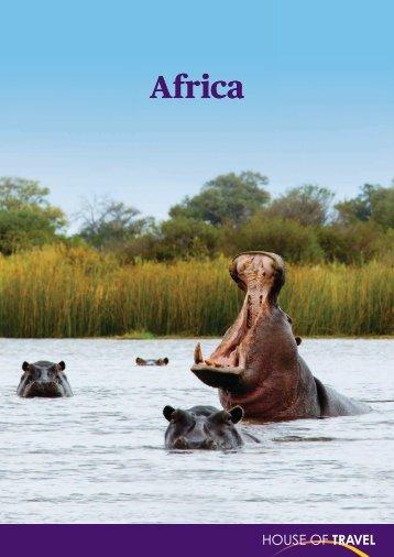 Africa Brochure 2017