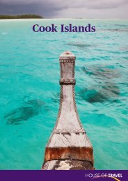 Cook Islands Brochure 2017