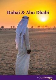 Dubai & Abu Dhabi Brochure 2017