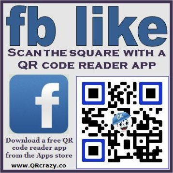 QR code generator from QR Crazy