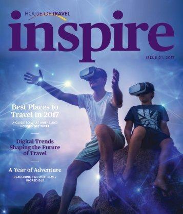 Inspire magazine march