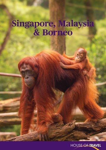 Singapore, Malaysia & Borneo Brochure 2017