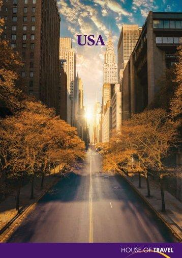 USA Brochure 2017