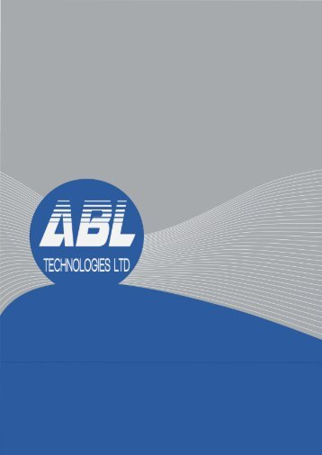 Catalogue ABL