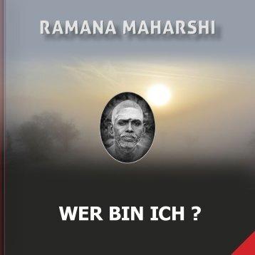 Ramana Wer bin ich
