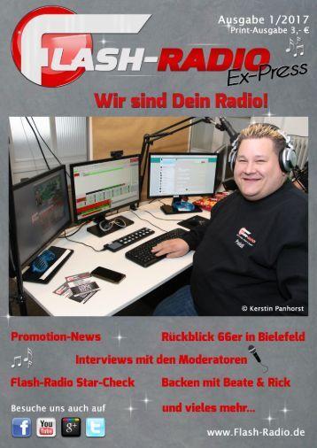 Flash-Ex-Press Ausgabe 1/2017