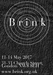 Brink Exhibition Catalogue
