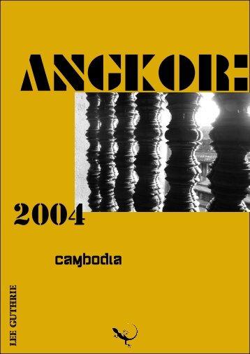 Angkor Book