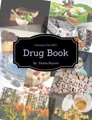 Pharmacy Drug Book 2017