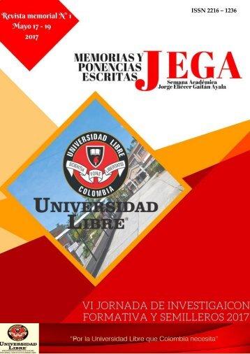 Revista JEGA memorial