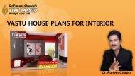 VASTU HOUSE PLANS FOR INTERIOR