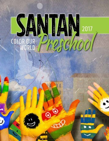 Santan PRESCHOOL Yearbook 2017_052117