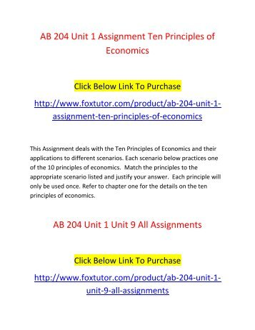 kaplan ab204 unit 6 journal Ab 204 unit 6 journal unit 6: journal journal entry questions are related to the application of the key concepts you learn to the real-world economic issues.