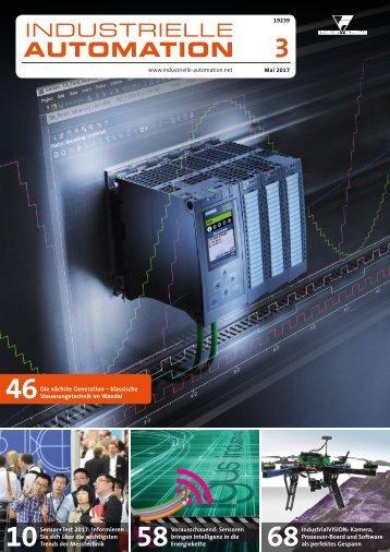 Industrielle Automation 3/2017