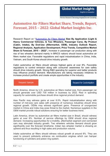 jsb market research global automotive