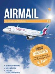 Airmail # 15 - Het magazine van Airport Weeze