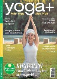 Revista Yoga + (Edición 69)