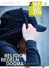 zett Magazin April / Mai