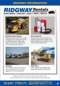 Ridgway Rentals Plant Machinery Guide May 17 - Page 3