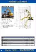 Ridgway Rentals Plant Machinery Guide May 17 - Page 4