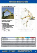 Ridgway Rentals Plant Machinery Guide May 17 - Page 7