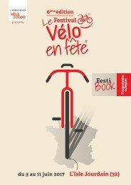 Festibook - Festival Vélo en Fête 2017 !