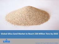 Silica Sand Market Research Report and Outlook 2017-2022