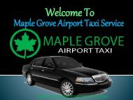 Airport Taxi Service in Minneapolis