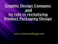 product packaging design companies graphic design company