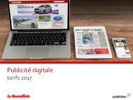Tarifs digitaux 2017_juin