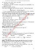 Bài tập và lời giải ôn chuyên đề kim loại và axit amin, peptit - Page 3