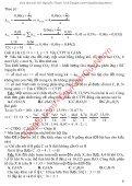 Bài tập và lời giải ôn chuyên đề kim loại và axit amin, peptit - Page 6