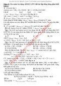 Bài tập và lời giải ôn chuyên đề kim loại và axit amin, peptit - Page 7