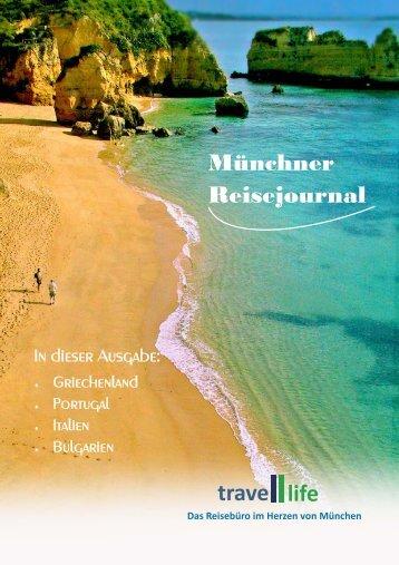 reisejournal münchen