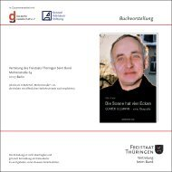 Buchvorstellung - Deutsche Gesellschaft eV
