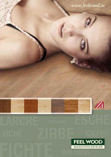 Feel Wood Katalog