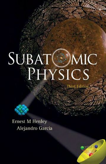 Subatomic Physics