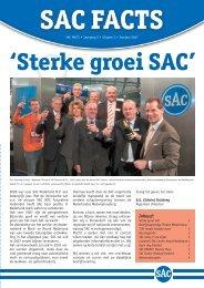 Nieuwsbrief voorjaar 2007 - SAC Nederland BV