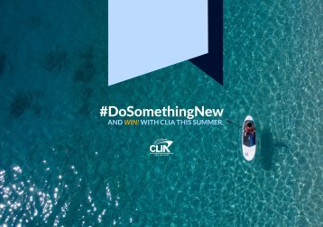 CLIA Do Something New Existing Member INTERACTIVE