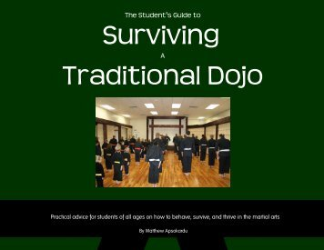 Student's Guide to Surviving - AMA Dojo